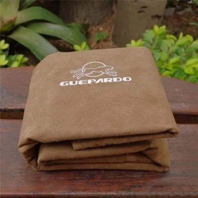 Travesseiro inflável Guepardo impermeável Smart - Foto 2