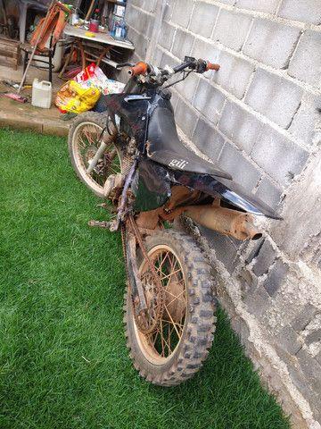 Vendo ou troco preferência em moto - Foto 3