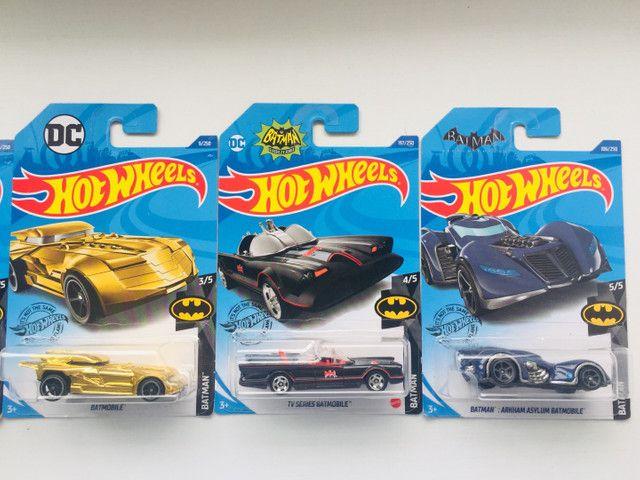 Hot wheels Batman 2020 completo