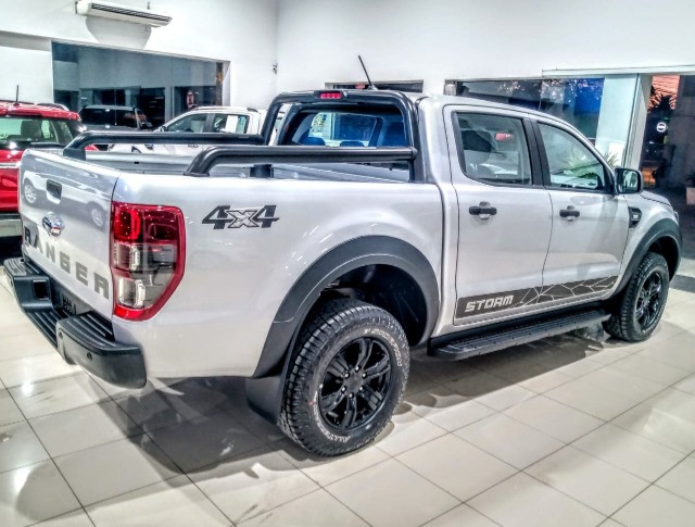Ford Ranger 3.2 xlt At Diesel - 2021 - Foto 4