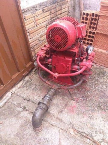 Lavadora de alta pressão wayne 6 pistoes - Foto 3