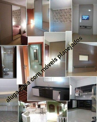 Casa Nova  com móveis planejados