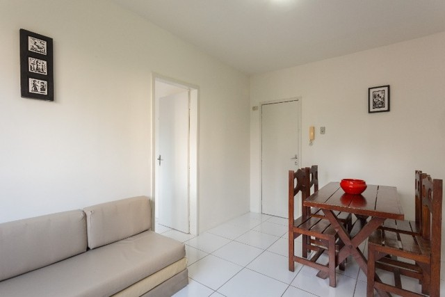 Apartamento 31 B, mobiliado c/ 1 quarto de frente em Boa Viagem - Recife - PE - Foto 5