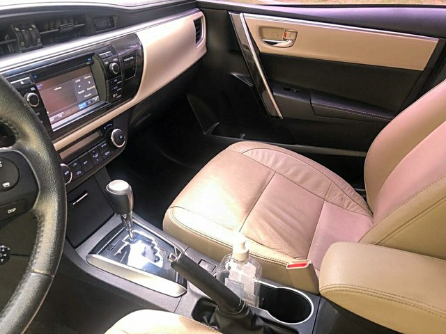 Corolla Altis 2015 c/ GNV - total procedência e impecável  - Foto 10