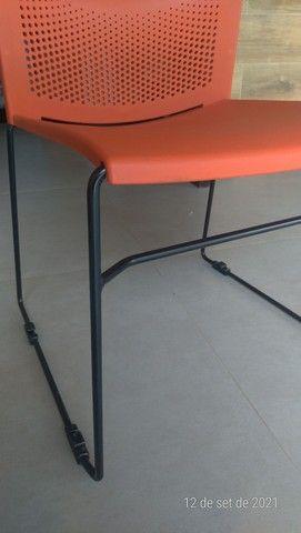 Cadeiras para Escritório/Sala de espera  - Foto 4