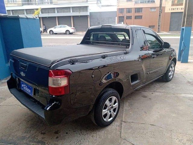 Chevrolet MONTANA 1.4 LS 8V FLEX 2P MANUAL  - Foto 4