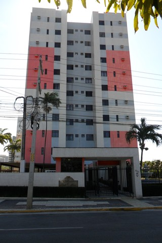 Apartamento próximo ao Parque Cocó, em área privilegiada