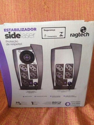 vendo estabilizador ragtech - Foto 2