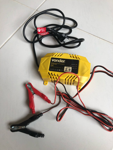 Carregador inteligente de bateria  - Foto 3