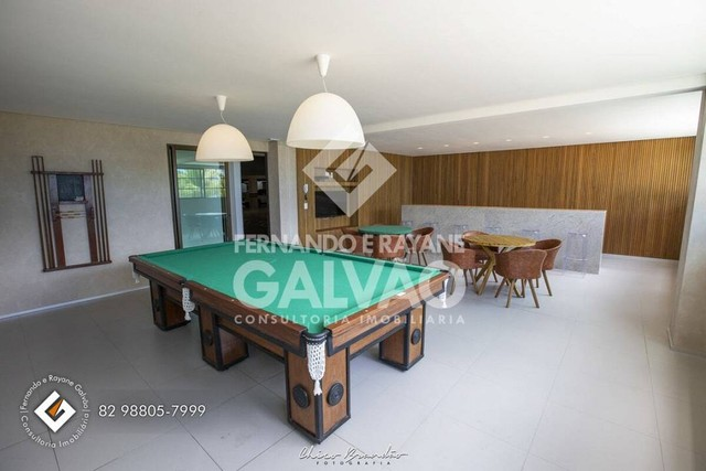 Apartamento para venda tem 114 metros quadrados com 3 quartos em Guaxuma - Maceió - AL - Foto 4