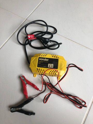 Carregador inteligente de bateria  - Foto 4
