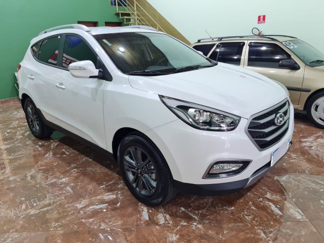 Hyundai IX-35 - 2021- Novíssima.