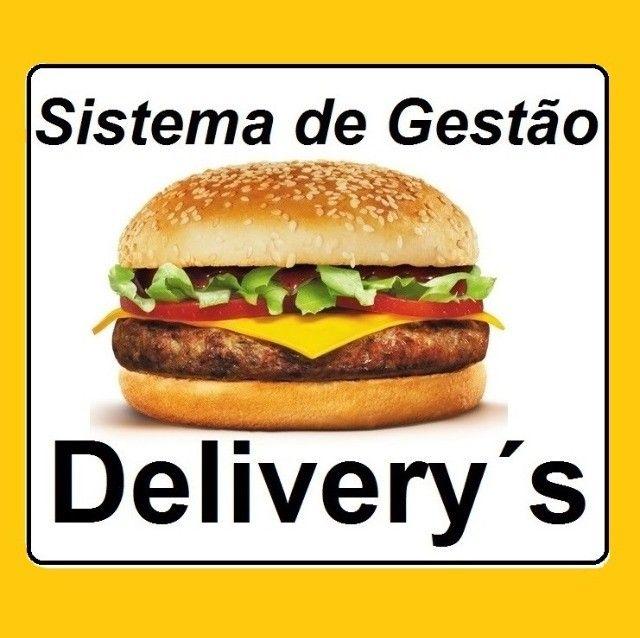 Sem Mensalidades - Sistema de Gestão para Deliverys, Lanchonetes, Açaí, Pizzarias
