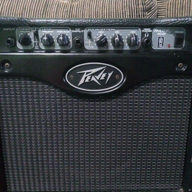 Amplificador Peavey Rage 158 - Foto 2
