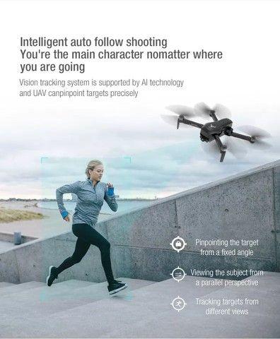 Drone Zlrc SG906 Pro 2 Câmera 4k Funções Siga-me Automatico e volta automático - Foto 6
