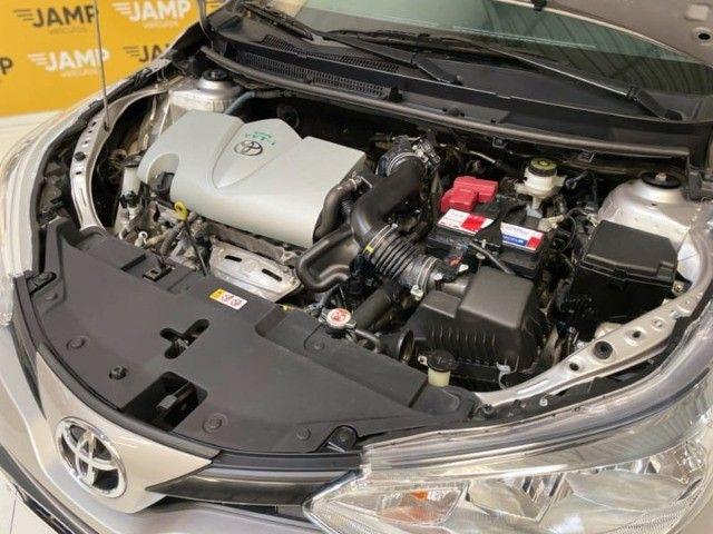 Toyota Yaris HB XL 1.3 Flex Mecânico 2019 - Apenas 18.000km rodados -  - Foto 19