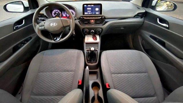 Hyundai HB20S 1.0 Flex Completo 2020 - Foto 7