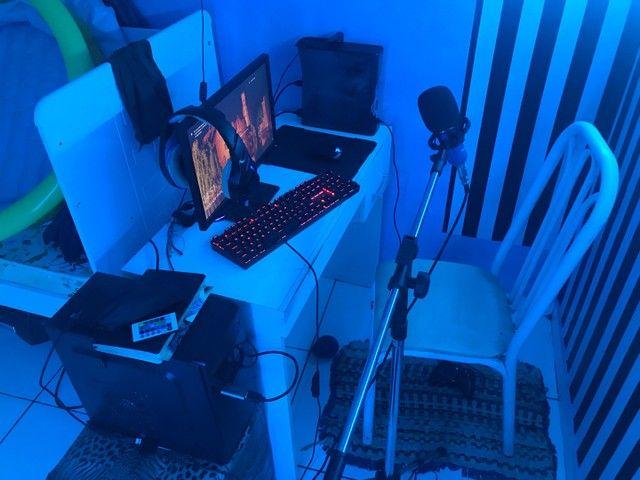 PC Gamer - Para jogar e fazer live