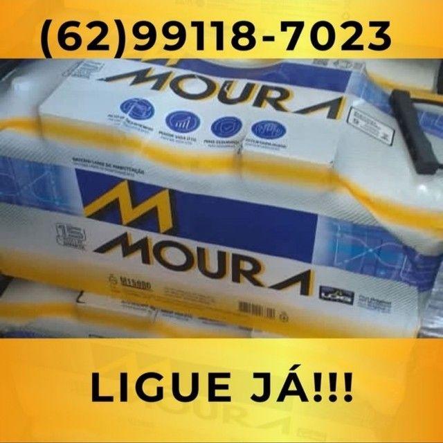 Bateria Moura Fácil de Todas As Amperagens, Ligue Agora! - Foto 3