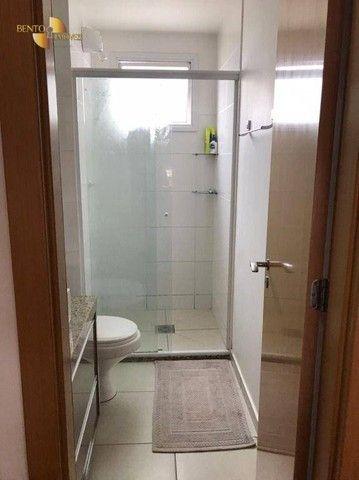 Apartamento com 3 dormitórios à venda, 106 m² por R$ 750.000,00 - Areão - Cuiabá/MT - Foto 7