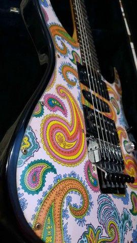 Guitarra YAMAHA 321FP - Foto 2