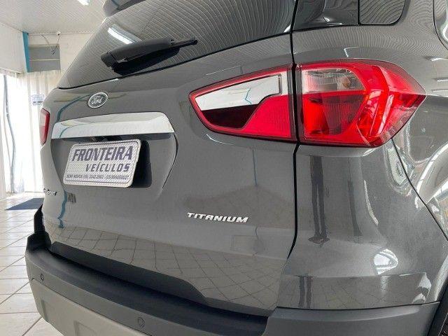 Ecosport Titanium , Motor 1.5 , Sem Sterp  - Foto 12