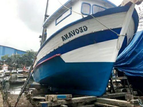 Barco de pesca (Camarão)  - Foto 2