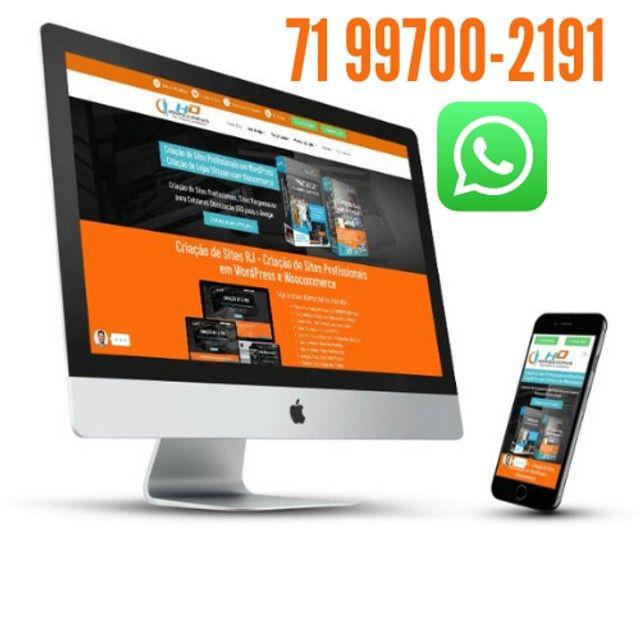 Desenvolvo Site | LogoMarca | Loja Virtual | Google Ads p/ Empresas-Cuiabá - Foto 3