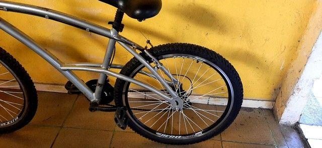 Bicicleta caloi conforte aro 26  - Foto 3
