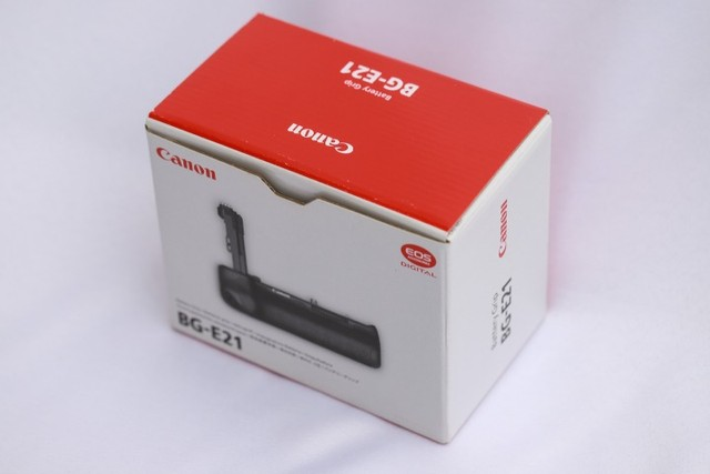 Grip Canon Bg-e21 Para Canon 6d Mark II - Foto 6