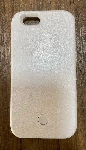 Capinha LED iphone 6s - Foto 2