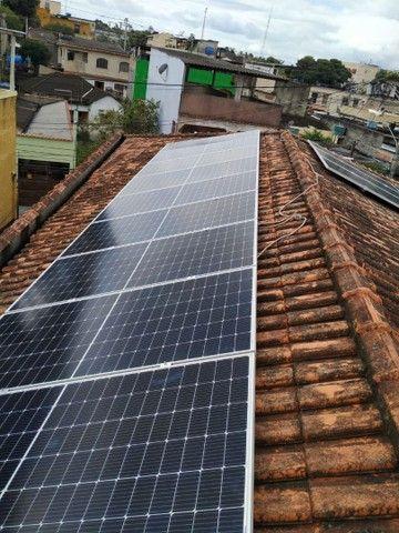 Sistema solar/ Energia renovável limpa. - Foto 4