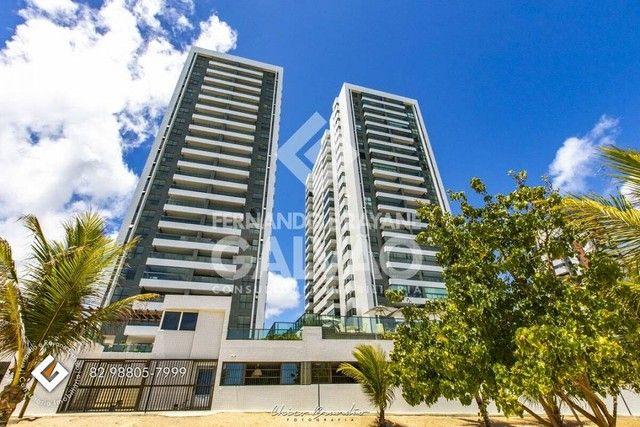 Apartamento para venda tem 114 metros quadrados com 3 quartos em Guaxuma - Maceió - AL - Foto 2
