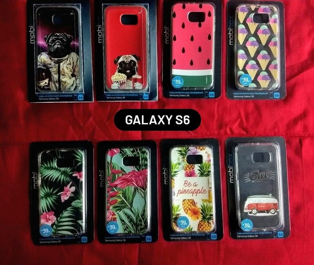 155 capinhas de celular - Foto 4