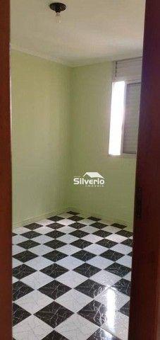 Apartamento com 2 dormitórios à venda, 45 m² por R$ 155.000,00 - Vila Industrial - São Jos - Foto 12