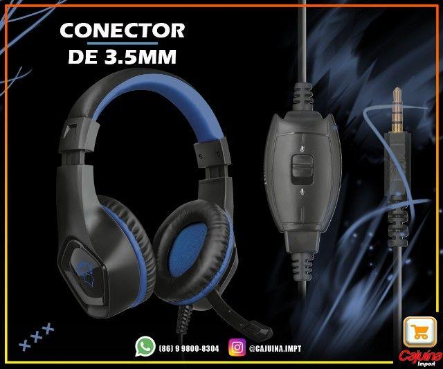 Headset Gamer trust Gxt 404b Rana azul M21sd9sd21 - Foto 5