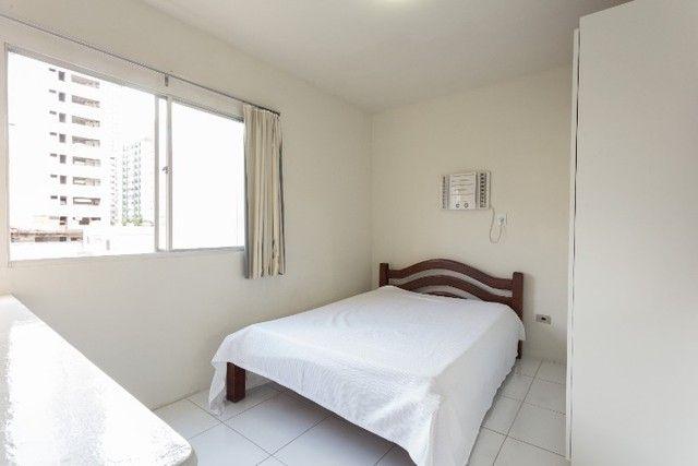 Apartamento 31 B, mobiliado c/ 1 quarto de frente em Boa Viagem - Recife - PE - Foto 12