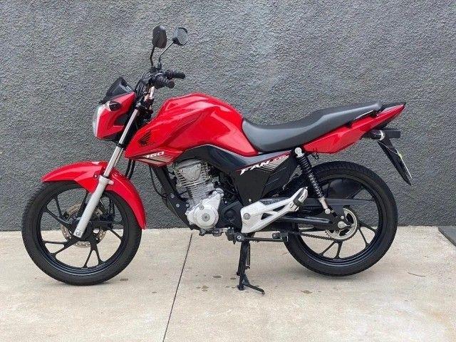 Honda CG 160 Fan Esdi Flexone (financio em até 36x) - Foto 6