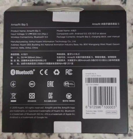 Xiaomi amazfit bip S Lacrado  - Foto 2