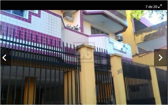 Rua Visconde de Santa Cruz - Engenho Novo - Ótimo apto - 76m² - 3 quartos (1 suíte)  - 1 v
