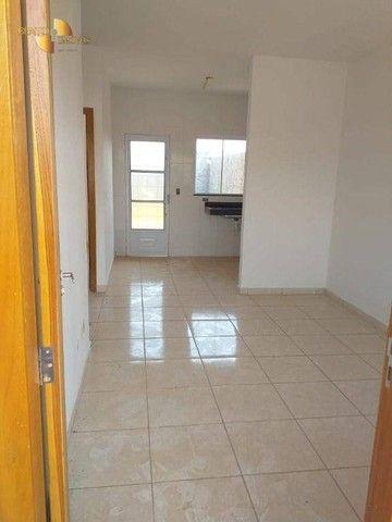 Casa com 2 dormitórios à venda, 64 m² por R$ 172.000 - Jardim Glória l - Várzea Grande/MT - Foto 2