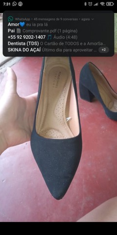 Sapato social feminino - Foto 3
