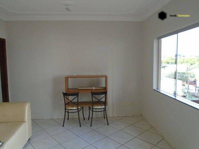 Apartamento com 01 suite e 2 dormitórios - venda por R$ 450.000 ou aluguel por R$ 1.500/mê - Foto 5