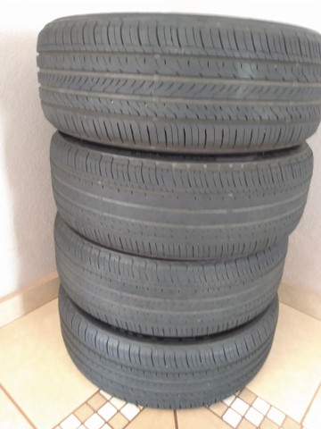 Jogo de Rodas Aro 16 e também pneus - Foto 4
