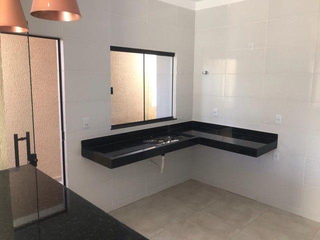 Casa Nova 2 quartos, suite no setor Residencial Elizene Santana - Goiânia - GO - Foto 4