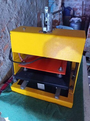 Máquina de estampa de camisas - Foto 2