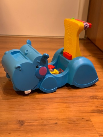 Andador de hipopótamo da fisher price - Foto 2