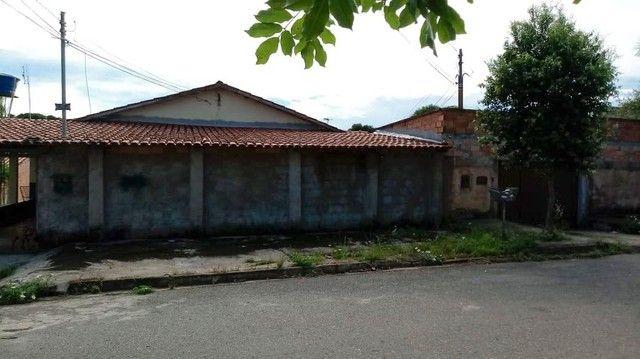 Casa 3 quartos lote grande 490m² na Vila Maria Luiza, próxima ao Jardim Novo Mundo!!