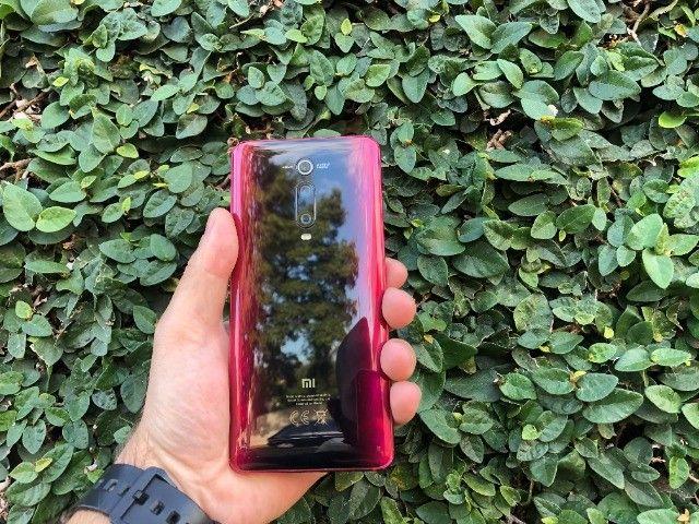 Xiaomi mi 9t pro 64gb vermelho (usado)