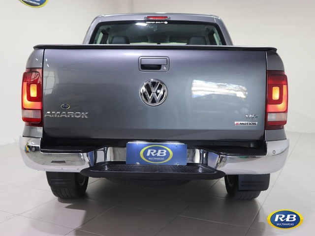 Volkswagen Amarok Highline 3.0 V6 CD 4X4. - Foto 6